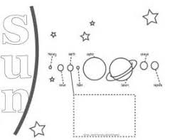 Small Picture Cute Solar System Coloring Pages Printable To Make Book Pdf