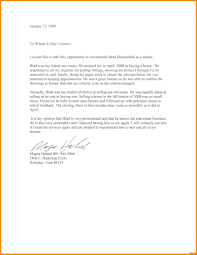 Introductory Letter Real Estate Introduction Letter To Friends Template Collection