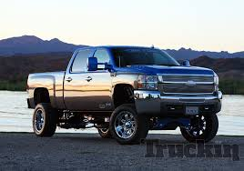 Rolling Thunder: 2008 Chevy Silverado 2500HD Photo & Image Gallery