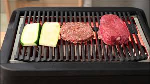 plastic and silicone are often used as a protective surface to prevent you from burning yourself if you accidentally touch the exterior of the grill