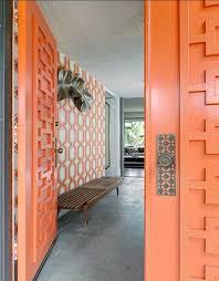 mid century modern front doors best front doors ideas on mid century modern doors mid century