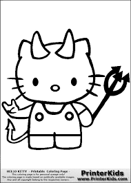 Small Picture 17 best images about hello kitty coloring pages on pinterest