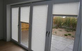 image of great sliding patio door blinds