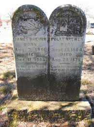 James T. Brewer (1801-1888) - Find A Grave Memorial