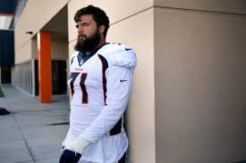 Broncos Ol Austin Schlottmann Rising On Depth Chart With