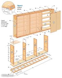 Tools Needed To Build Cabinets Giant Diy Garage Cabinet The Family Handyman