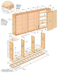 Workshop Cabinets Diy Giant Diy Garage Cabinet The Family Handyman