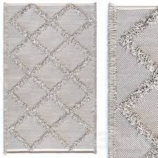carpet nuloom devon diamond trellis tassel rug