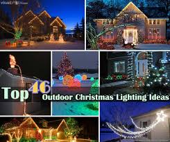xmas lighting ideas. perfect lighting exceptional top 46 outdoor christmas lighting ideas illuminate the holiday  spirit nice design on xmas