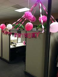 Office Party Decorations Cubicle Decoration Ideas Office Office
