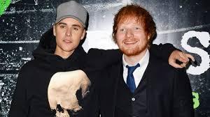 Ed Sheeran And Justin Bieber Duet Tops The Charts Bbc News