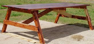 How To Build A Picnic Table And 6 BenchesHow To Make Picnic Bench