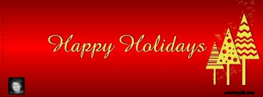 red happy holidays facebook cover. Interesting Cover Happy Holidays Facebook Cover With Red P
