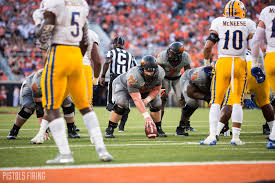 Oklahoma State Has Succeeded Without Rb Depth In Recent