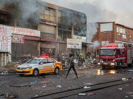 Unrest spreads in South Africa in wake ...