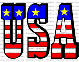 american flag word art silhouette american flag at getdrawings com free for personal use