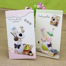 Teachers Birthday Card Creative Birthday Wedding Thanksgiving Day Greeting Card To Send Teachers Customers Elders Friends Thank You Card Greetings Online Handmade Birthday