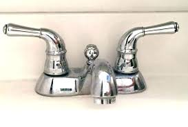 install moen bathroom sink faucet and drain knobs removing a replace ki replace bathroom sink faucet cartridge