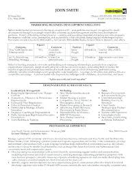 Executive Resume Templates 2015 Account Executive Resume Free Download Format Sales Curriculum Vitae