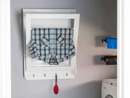 11 diy functional laundry racks for