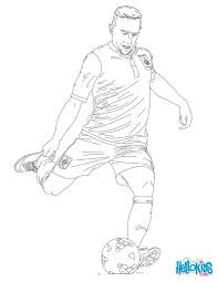 Small Picture 11 best Soccer images on Pinterest Coloring Soccer and Coloring