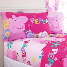 Peppa Pig Bedroom Furniture Peppa Pig Tweet Tweet Oink Sheet Set Walmartcom