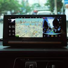 Thiết bị dẫn đường kết hợp camera hành trình kép Webvision N93 - Home