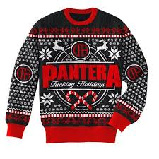 Pantera 'Ugly Christmas Sweater' Now Available - Blabbermouth.net