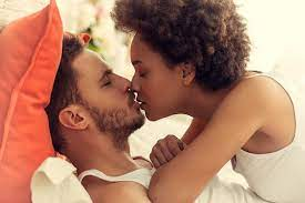 Black Girl White Guy Romantic
