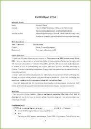 Oracle Database Administrator Resume Englishor Com