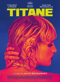 Le film 'Titane', Palme d'or à Cannes ...