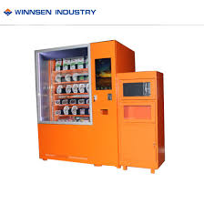 Universal Vending Machine Code Fascinating China Automatic SelfService Mini Mart Hot Food Vending Machine