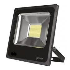 <b>Прожектор Gauss LED 70W</b> COB IP65 6500К — купить в интернет ...