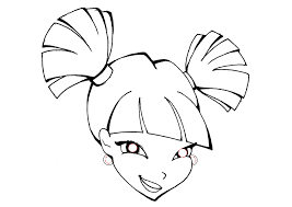 Musa Da Colorare Disegni Da Stampare Winx Butterflix Migliori