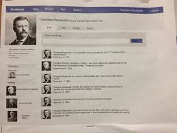 best ideas about facebook profile student survey this would have been a fun ap us history assignment i would love to do