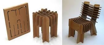creative images furniture. flatpack cardboard chair furniture design creative images