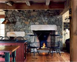 Wooden Cabinets For Living Room Farmhouse Fireplace Ideas Living Room Farmhouse With Antique Wood