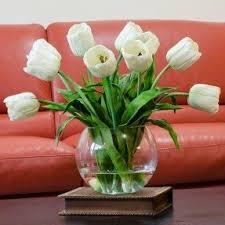 Small Picture Fake Flower Arrangements For Home Foter