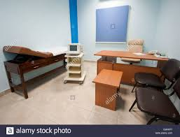 Doctor Consultation Room Design Consultation Room In Doctors Surgery Stock Photos