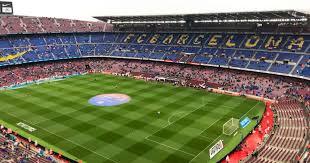 Camp Nou Stadium Seating Chart Camp Nou Barcelona