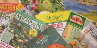 garden seed catalogs. Gardening Catalogs Inspire Daydreams And Plans For Sunshine. Garden Seed