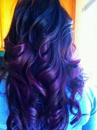 Purple And Red Hair Google Search