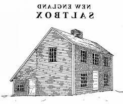 small saltbox house plans saltbox