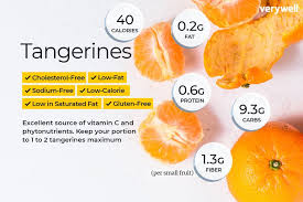 Mandarin Tangerines Tangerine Nutrition Facts Calories Carbs And Health Benefits