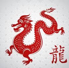 Resultado de imagen de dragon chino