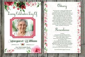 Funeral Prayer Cards Free Printable Funeral Prayer Card Template Vastuuonminun