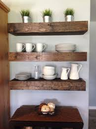Excellent Floating Shelves In Dining Room 64 For Dining Room Table Sets  With Floating Shelves In