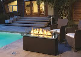 Regency Modern Outdoor Gas Fireplace