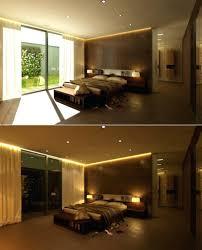 Indirekte Beleuchtung Wand Wohnzimmer