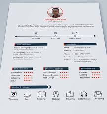 10 Best Free Resume (Cv) Design Templates In Ai & Mockup Psd Collection